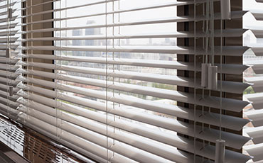 Aluminium Venetian Blinds from Blinds by Design Cheshire
