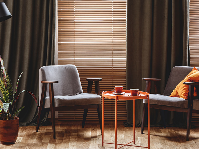 Blinds By Design Domestic Blinds for the home